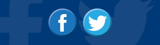 FB Twitter logo