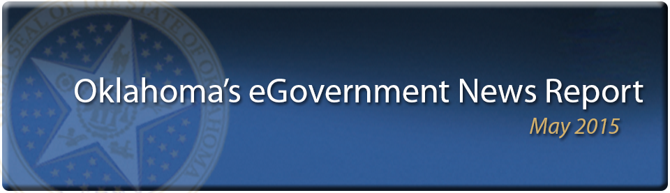 May 2015 - Egovernment News Report