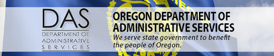 Oregon Department of Administrative Services