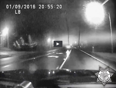 Lincoln County Sheriff's Office Dash Cam Video