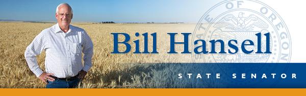 Bill Hansell Banner