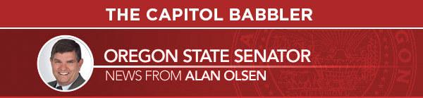 Senator Alan Olsen