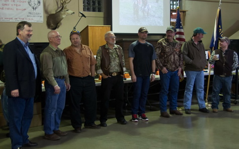 Oregon Hunters Association Banquet
