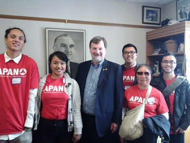 APANO Advocacy Day