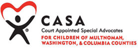 CASA for Kids logo
