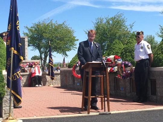 Knopp Memorial Day Speech