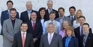 Freshman Legislators Class Photo