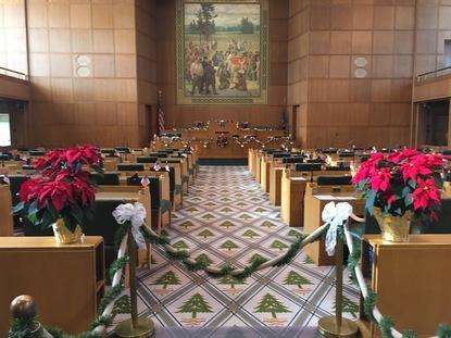 Inside House Chamber