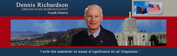 Representative Dennis Richardson