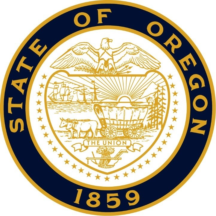 State of Oregon Seal 1859