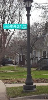 Jeff Ave Bikeway