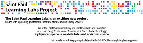 Saint Paul Learning Labs Project