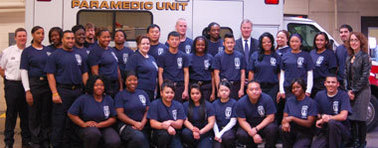 EMS Academy group