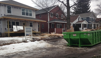 Construction in Highland