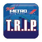 METRO TRIP app logo