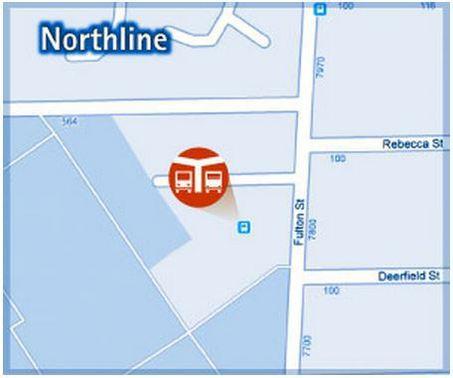 Northline Map