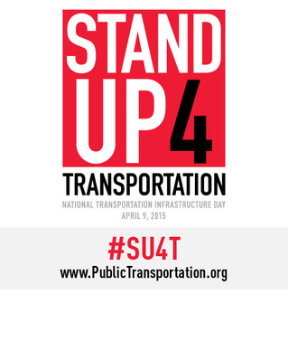 Stand Up 4 Transportation graphic