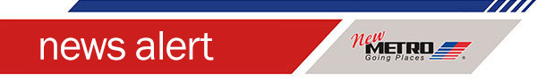 METRO news alert banner image