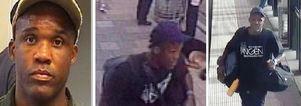 Michael Keith LeBlanc Suspect Images