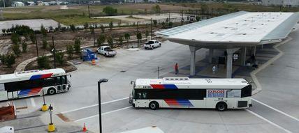 burnett two buses