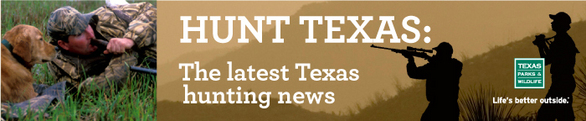 Hunt Texas E-Newsletter