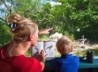 Birding at South Llano State Park