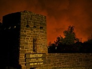 Bastrop State Park consumed by fire