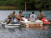 boaters and game wardens