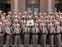 game warden graduates