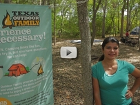 screen shot Texas Outdoor Family video
