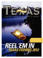 Fish Texas 2012 cover