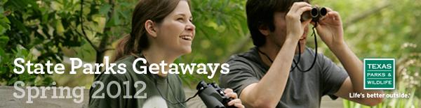 State Parks Getaways Spring 2012