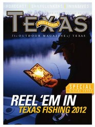 Fish Texas magazine cover