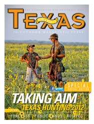 magazine cover youth and man dove hunting
