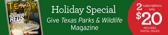 ad - give TPW magazine as a gift