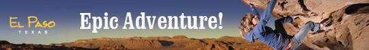 El Paso Epic Adventure Ad