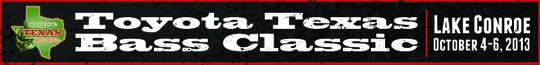 Advertisement Toyota Texas Bass Classic 2013