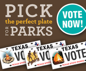 3 new conservation plate choices