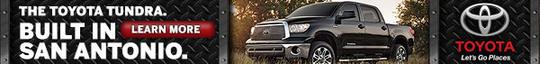 ADV Gulf States Toyota Tundra
