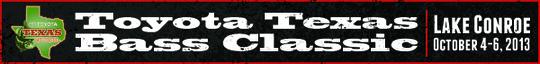 ADV Toyota Texas Bass Classic Oct 4-6