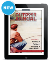 iPad image of Outdoor Annual