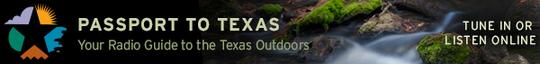 Listen to Passport to Texas Radio