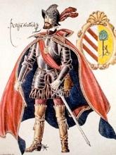 Spanish explorer Juan de Oñate