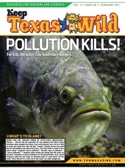 Cover of Keep Texas WILD