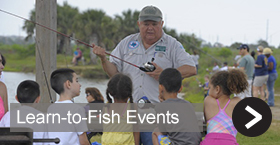 Learn-to-Fish Events