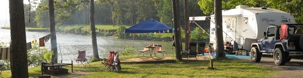 Top 28 Parks for RVing