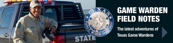 Game Warden Field Notes link