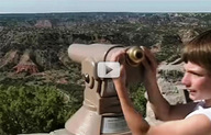 Palo Duro view, video link