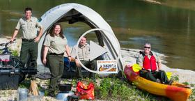 Texas Outdoor Family crew video