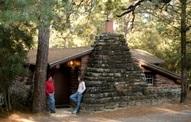 Bastrop cabin